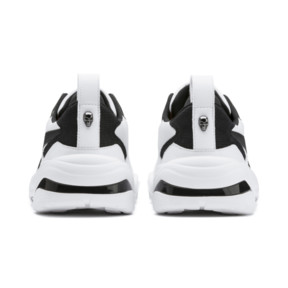 Thumbnail 3 of PUMA x THE KOOPLES Thunder Trainers, Puma White-Puma Black, medium