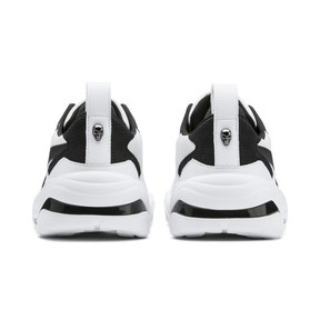 Thumbnail 3 of PUMA x THE KOOPLES サンダー, Puma White-Puma Black, medium-JPN