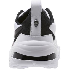 Thumbnail 3 of PUMA x THE KOOPLES Thunder Sneakers, Puma White-Puma Black, medium