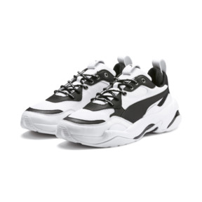 Thumbnail 7 of PUMA x THE KOOPLES Thunder Trainers, Puma White-Puma Black, medium