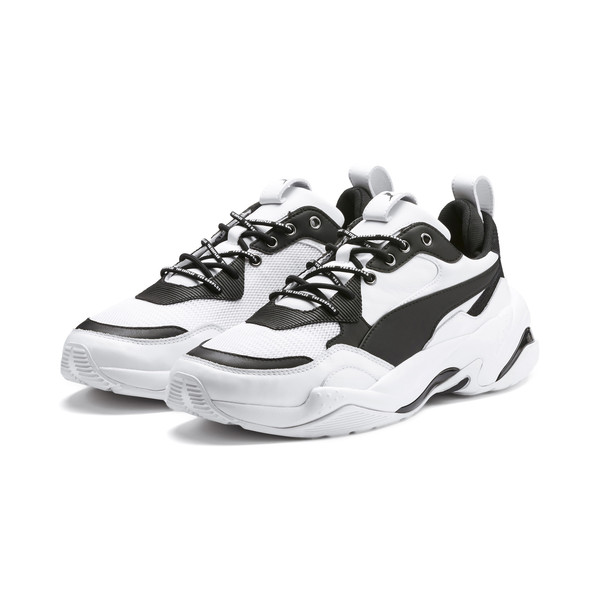 PUMA x THE KOOPLES サンダー, Puma White-Puma Black, large-JPN