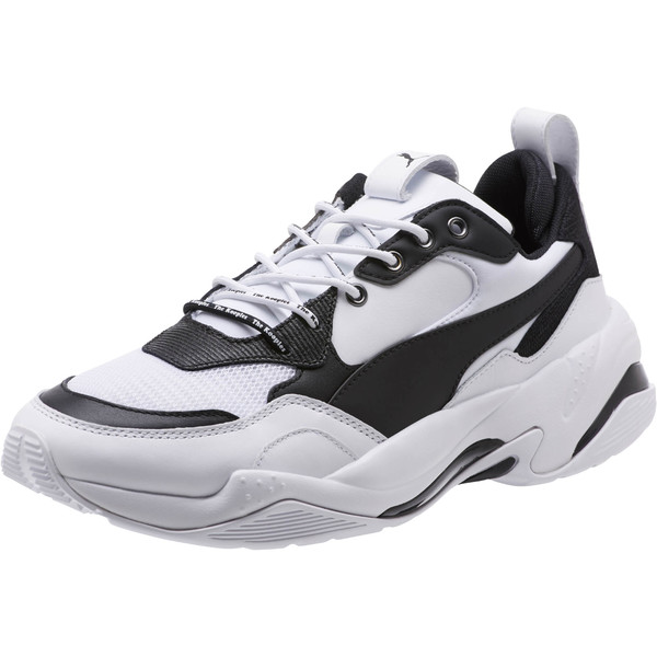 PUMA x THE KOOPLES Thunder Sneakers, Puma White-Puma Black, large
