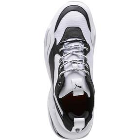 Thumbnail 5 of PUMA x THE KOOPLES Thunder Sneakers, Puma White-Puma Black, medium