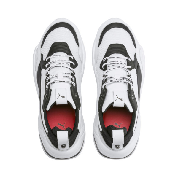 PUMA x THE KOOPLES Thunder Trainers, Puma White-Puma Black, large