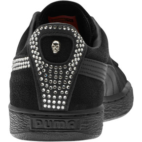 Thumbnail 3 of PUMA x THE KOOPLES Suede Sneakers, Puma Black, medium