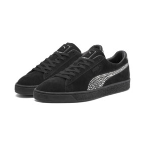 Thumbnail 2 of PUMA x THE KOOPLES Suede Trainers, Puma Black, medium