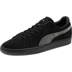 Thumbnail 2 of PUMA x THE KOOPLES Suede Sneakers, Puma Black, medium
