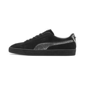 Thumbnail 1 of PUMA x THE KOOPLES Suede Trainers, Puma Black, medium