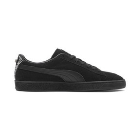 Thumbnail 5 of PUMA x THE KOOPLES Suede Trainers, Puma Black, medium
