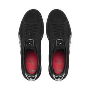 Thumbnail 6 of PUMA x THE KOOPLES Suede Trainers, Puma Black, medium