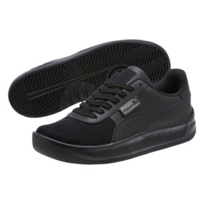 Thumbnail 2 of California Exotic Women's Sneakers, Puma Black-Metallic Ash, medium