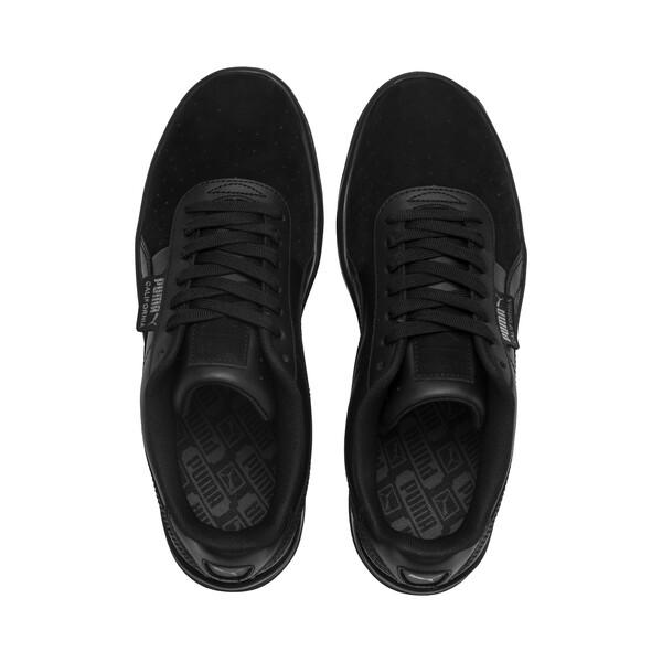 California Exotic Women's Sneakers, Puma Black-Metallic Ash, large