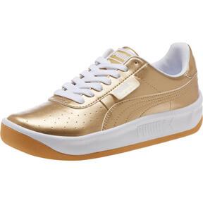 Thumbnail 1 of California Metallic Sneakers JR, Puma Team Gold-Puma White, medium