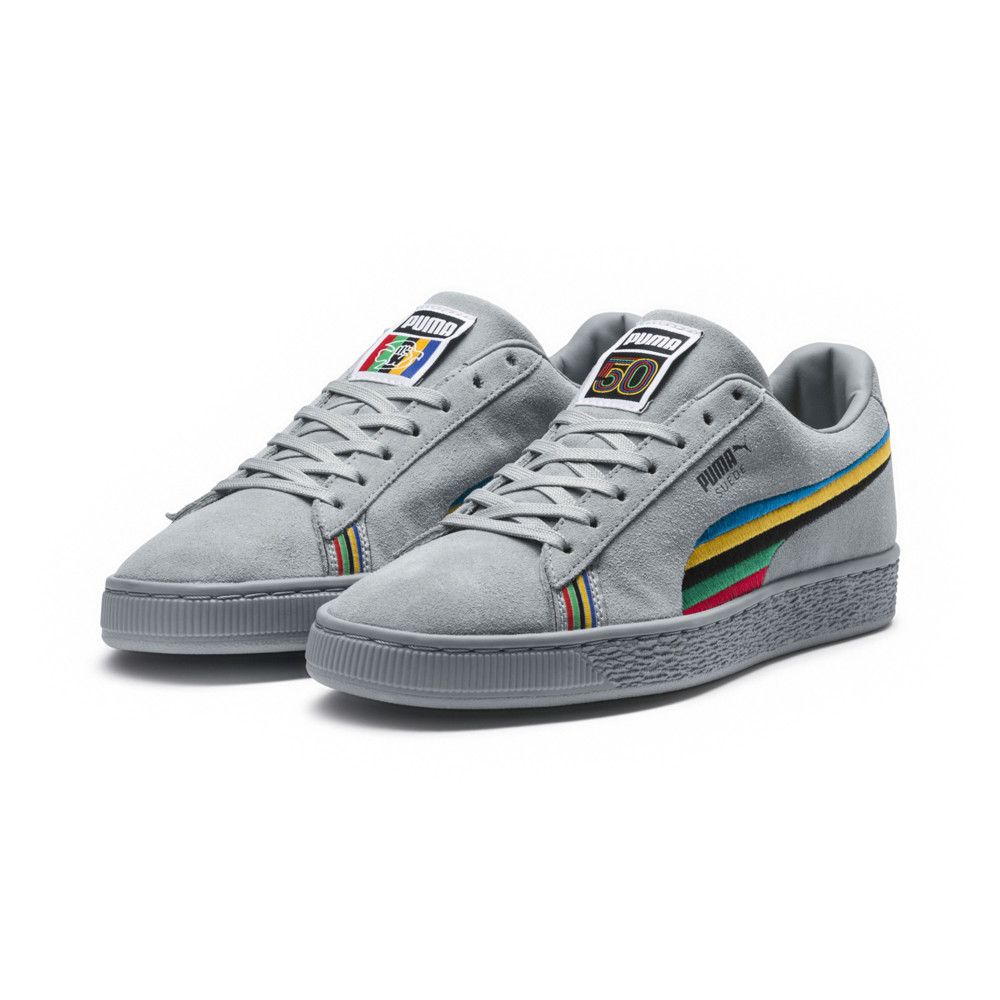 Image Puma POWER THROUGH PEACE Australia Suede Sneakers #2