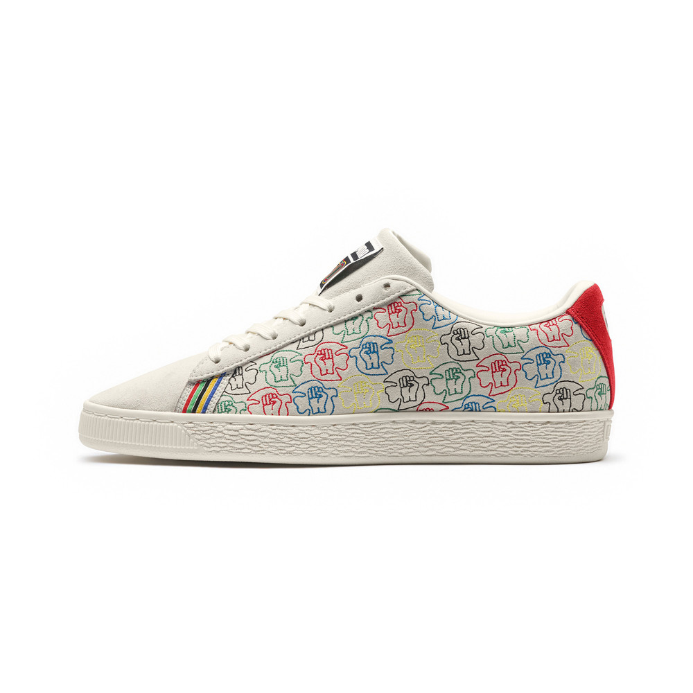 Image Puma POWER THROUGH PEACE Europe Suede Sneakers #1
