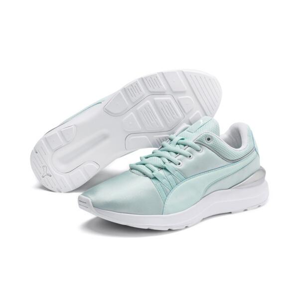 Adela Women's Sneakers, Fair Aqua-Fair Aqua, large