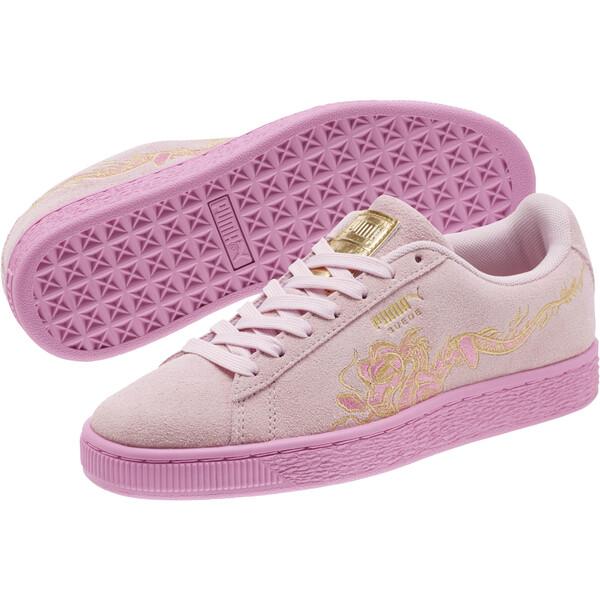 Suede Dragon JR Sneakers, 02, large