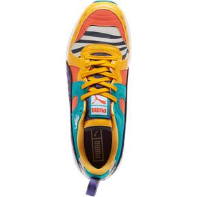 Thumbnail 5 of RS-100 Animal Sneakers, White-Zinnia-Cherry Tomato, medium
