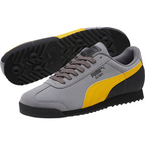 Thumbnail 2 of Roma Retro Nubuck Sneakers, 02, medium