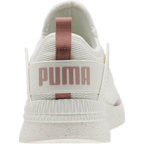 Thumbnail 4 of Pacer Nex tCage Metallic Speckle Women's Sneakers, Whisper White-Rose Gold, medium