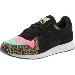 Miniatura 1 de Zapatos deportivos RS-100 PartyCheetah, KNOCKOUT PINK-Puma Black, mediano