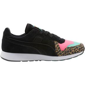 Miniatura 3 de Zapatos deportivos RS-100 PartyCheetah, KNOCKOUT PINK-Puma Black, mediano
