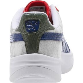 Thumbnail 4 of GV Special+ Gator White Men's Sneakers, Pma Wht-Sdlite Ble-Rbbn Rd, medium