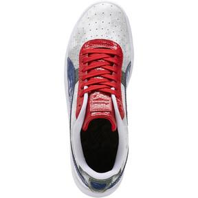 Thumbnail 5 of GV Special+ Gator White Men's Sneakers, Pma Wht-Sdlite Ble-Rbbn Rd, medium