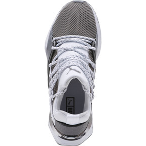 Thumbnail 5 of Muse Maia Smet Women's Sneakers, Steel Gray-Puma White, medium