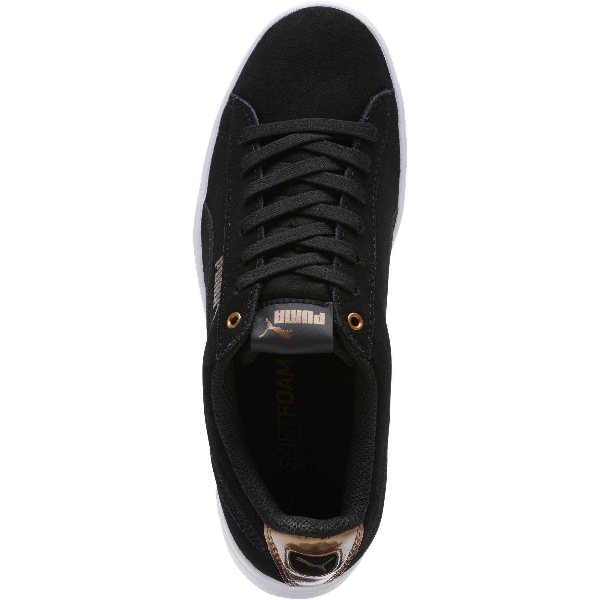 PUMA Puma Vikky AOS Metallic Sneakers Women Shoe Basics