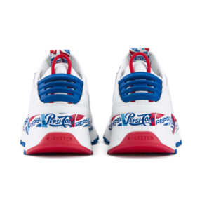 Thumbnail 4 of PUMA x PEPSI MAX RS-0 Trainers, Puma Wht-Puma Royal-Puma Wht, medium