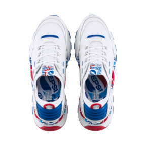 Thumbnail 6 of PUMA x PEPSI MAX RS-0 Trainers, Puma Wht-Puma Royal-Puma Wht, medium