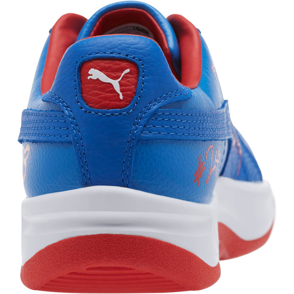 GV Special Detriot Sneakers, Strong Blue-High Risk Red, large