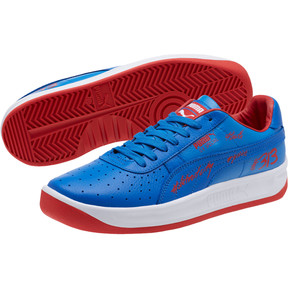 Thumbnail 2 of GV Special Detriot Sneakers, Strong Blue-High Risk Red, medium