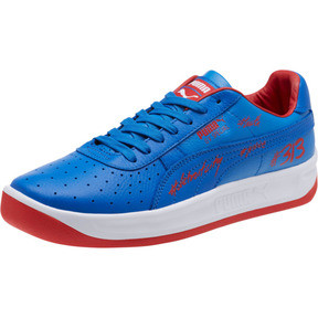 Thumbnail 1 of GV Special Detriot Sneakers, Strong Blue-High Risk Red, medium