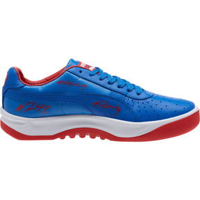 Thumbnail 3 of GV Special Detriot Sneakers, Strong Blue-High Risk Red, medium