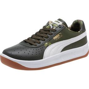 Thumbnail 1 of GV Special Wild Camo Sneakers, Night-Puma White- Gold, medium