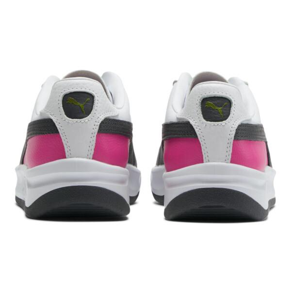 GV Special + ColorBlock Men's Sneakers, P White-P Blk-Fuchsia Purple, large