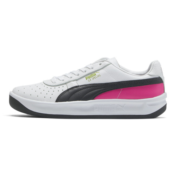245a59747f4 GV Special + ColorBlock Men's Sneakers, P White-P Blk-Fuchsia Purple,