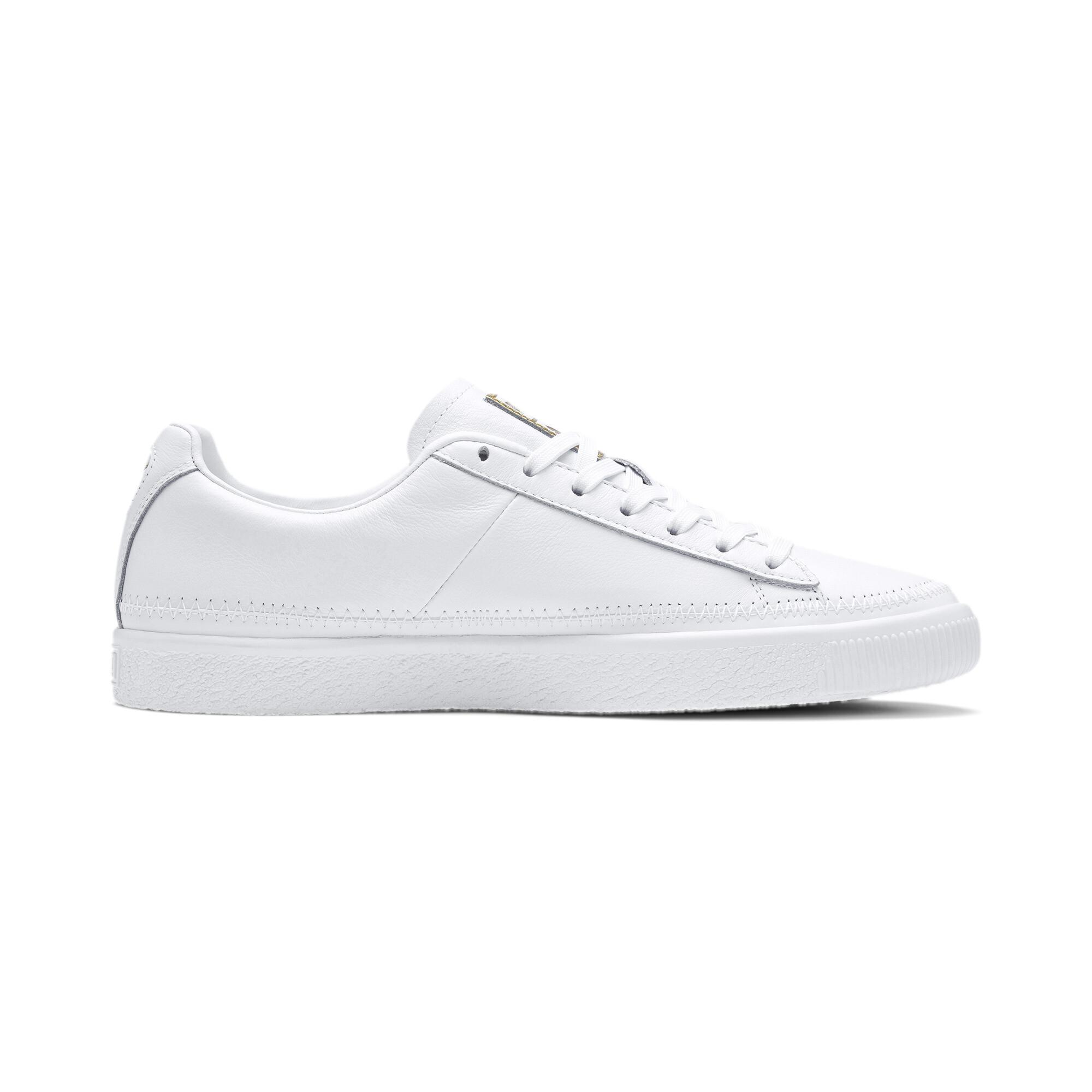 PUMA-Basket-Stitch-Sneaker-Unisex-Schuhe-Neu Indexbild 6