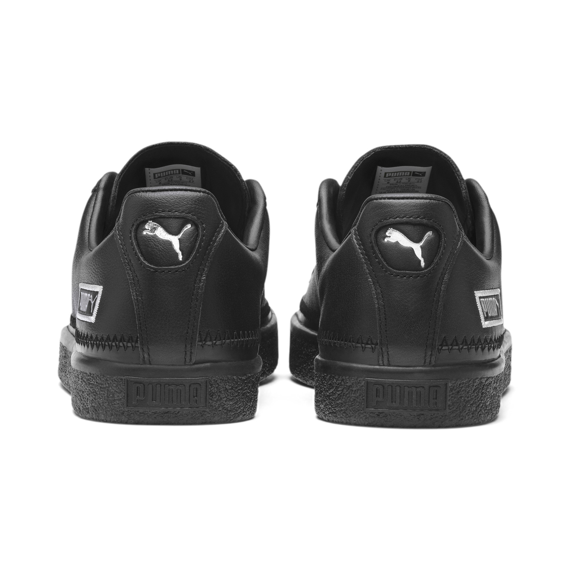 PUMA-Basket-Stitch-Sneaker-Unisex-Schuhe-Neu Indexbild 9