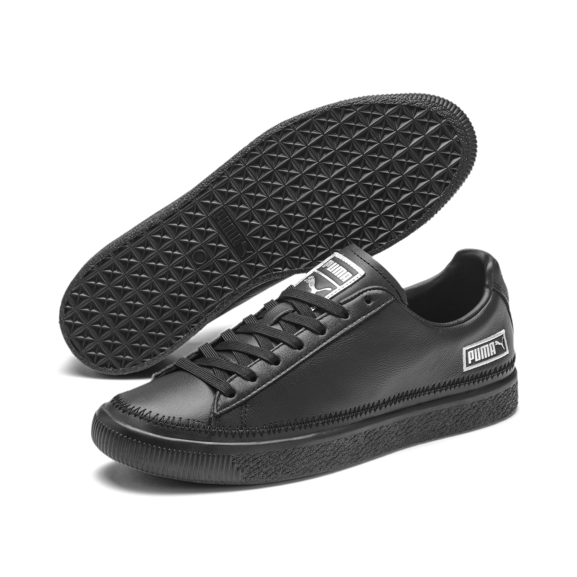Indexbild 14 - PUMA Basket Stitch Sneaker Unisex Schuhe Neu