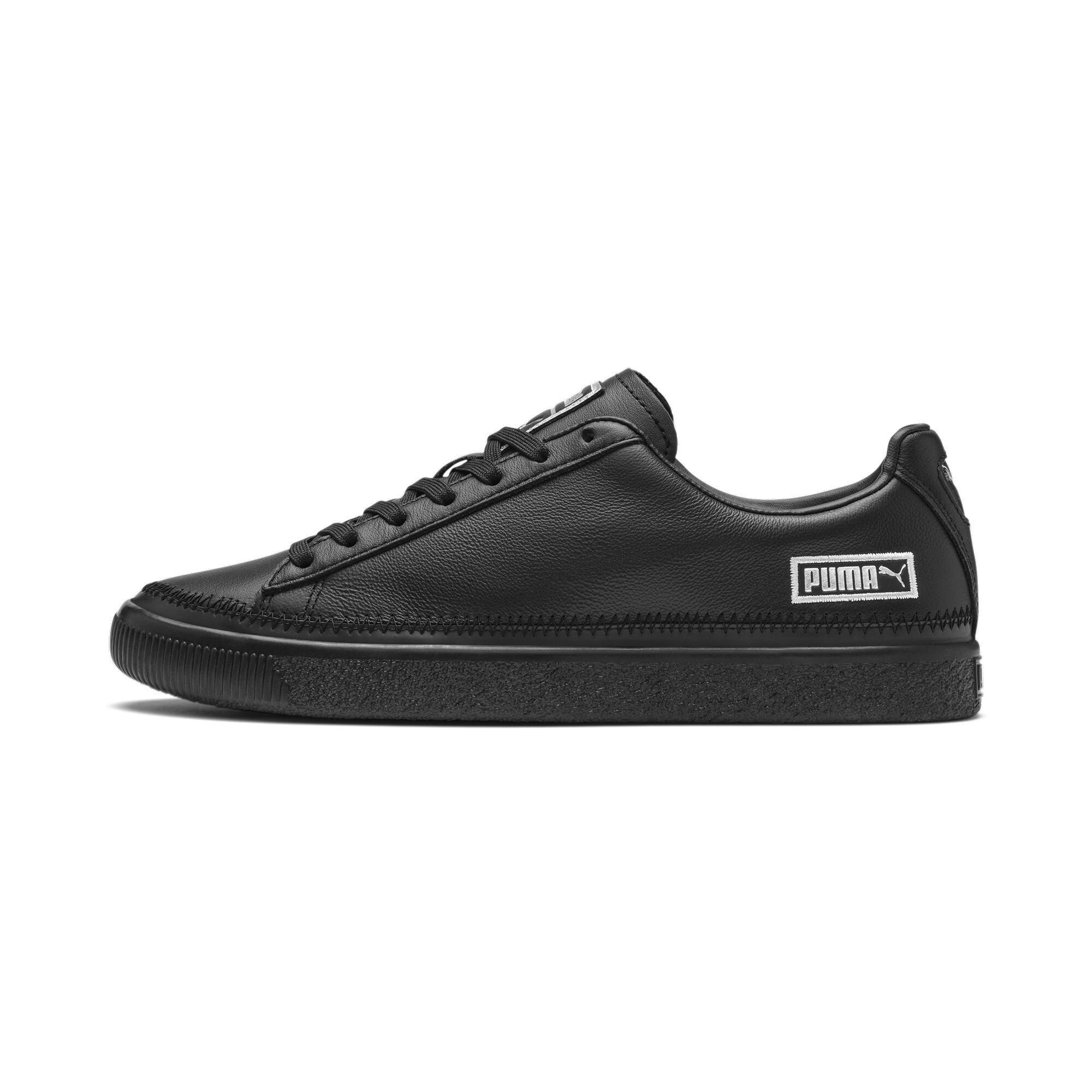 PUMA-Basket-Stitch-Sneaker-Unisex-Schuhe-Neu Indexbild 10