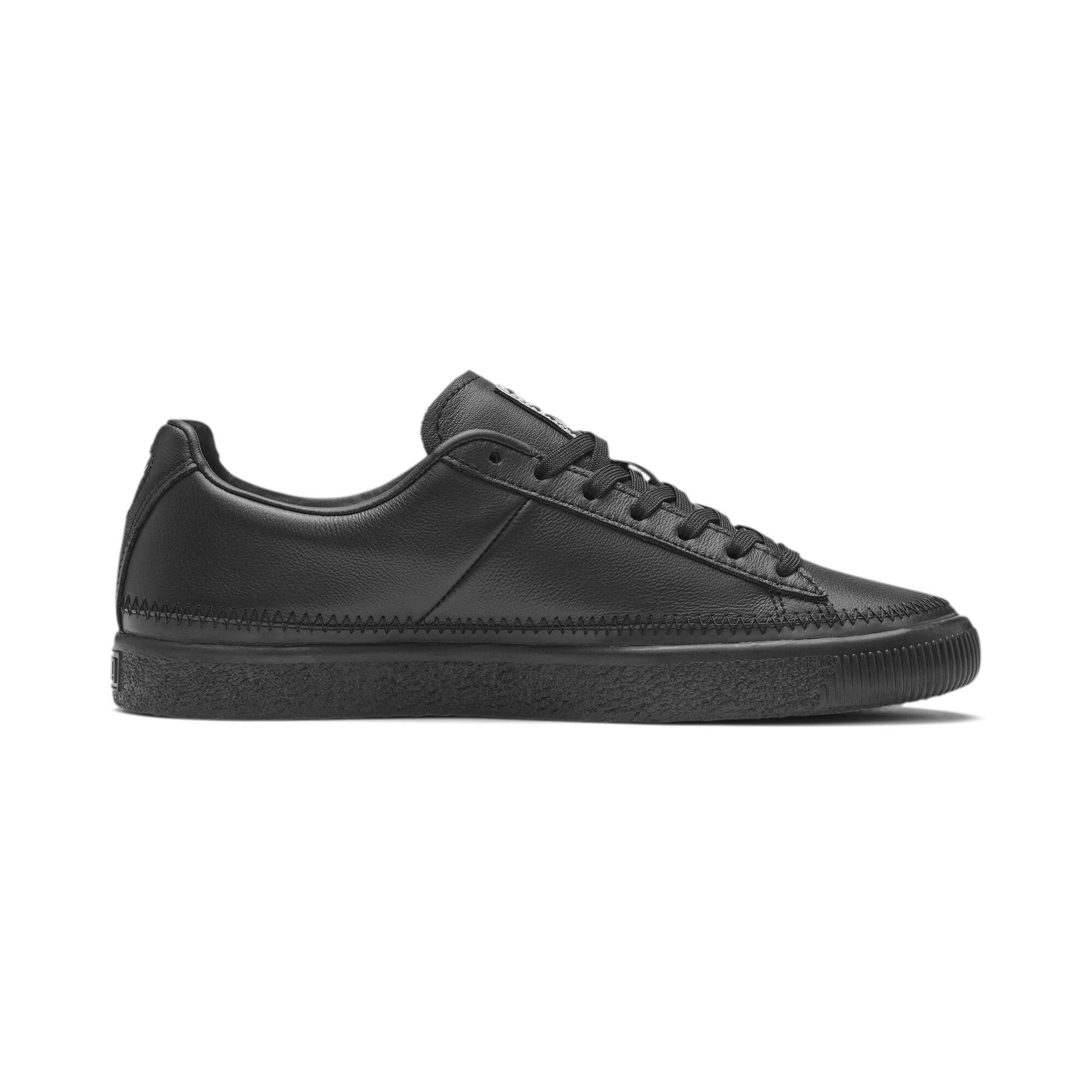 PUMA-Basket-Stitch-Sneaker-Unisex-Schuhe-Neu Indexbild 12