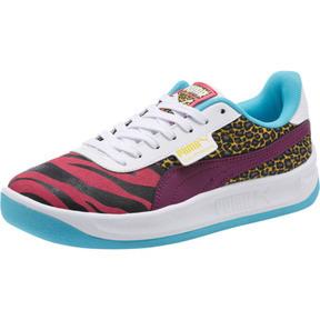Thumbnail 1 of California Animal Women's Sneakers, Beetroot Purple-Phlox- White, medium