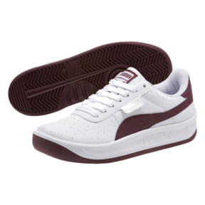 Thumbnail 2 of California Scratch Women's Sneakers, Puma White-Fig- Ash, medium