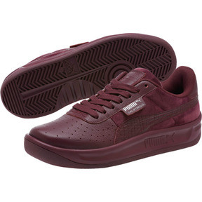 Thumbnail 2 of California Velour Mix Women's Sneakers, Fig-Metallic Ash, medium