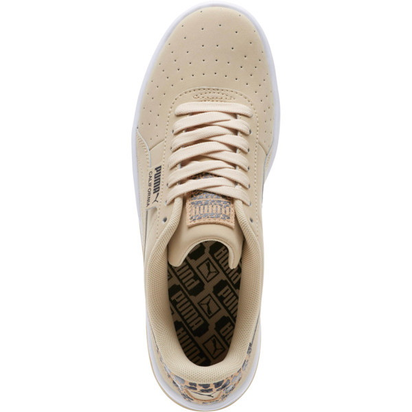 California Wild Women's Sneakers, Pebble-Puma Black, large