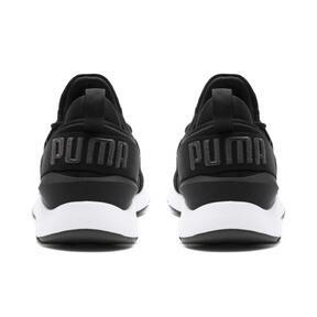 Imagen en miniatura 4 de Zapatillas de mujer Muse Satin II, Puma Black-Asphalt, mediana