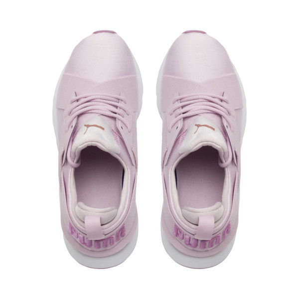 Muse 2 Satin Women's Sneakers, Winsome Orchid-Smoky Grape, large